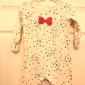 Gymboree Baby Girl Pajama size 18-24 months